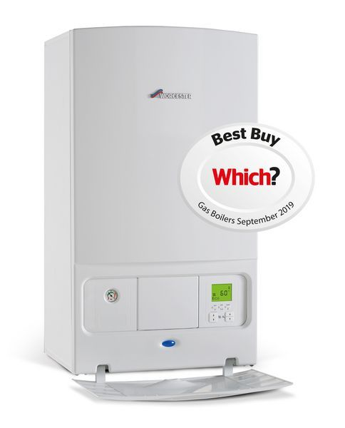 Worcester Greenstar 9i ErP system natural gas boiler
