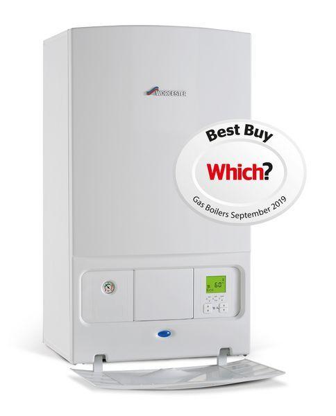 Worcester Greenstar 30i ErP compact system natural gas boiler