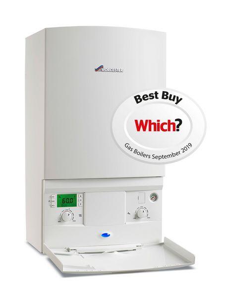 Worcester Greenstar 25SI ErP compact combi natural gas boiler