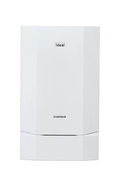Ideal Evomax 2 packaged NG boiler 30