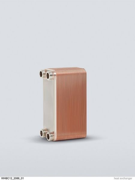 Vaillant VCH5 low loss plate heat exchanger bsp 1.25