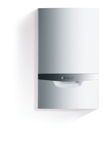 Vaillant ecoTEC 120 wall hung boiler excluding pump