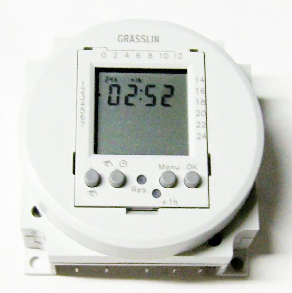 Baxi 7 day integral electronic timer