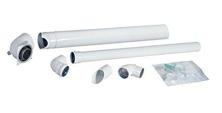 Baxi Multifit plume displacement kit White