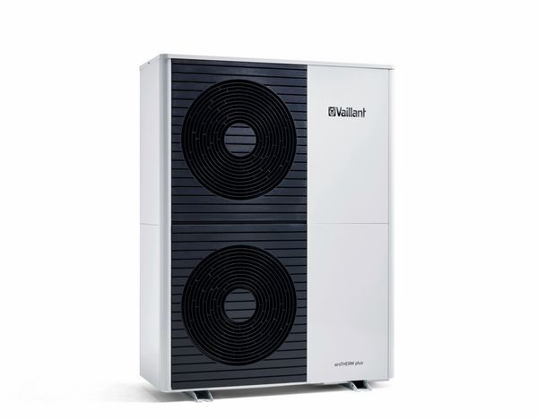 Vaillant aroTHERM PLUS air source heat pump 10kW