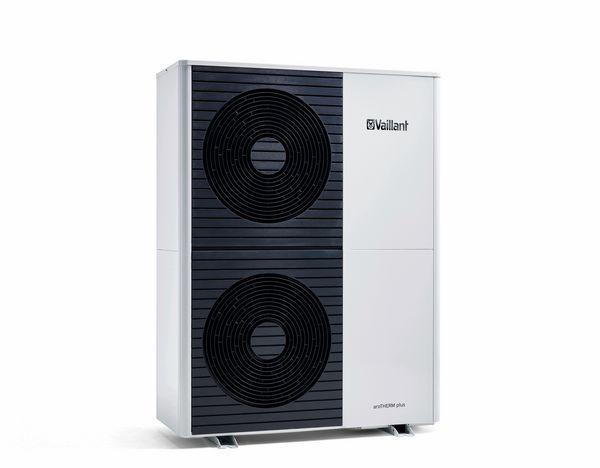 Vaillant aroTHERM PLUS air source heat pump 12kW