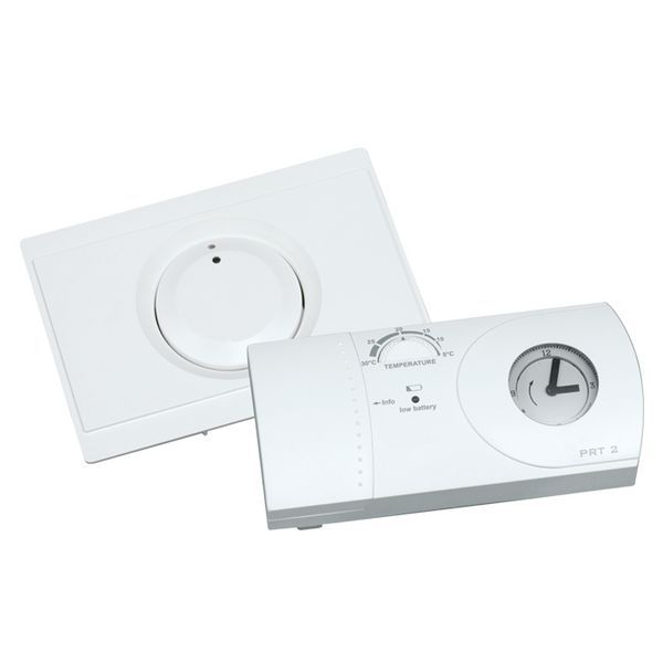 Caradon Ideal Logic radio frequency controlled mechanical programmable room thermostat kit