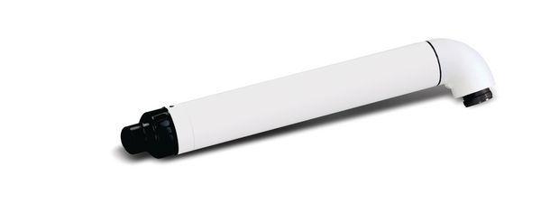 Caradon Ideal horizontal flue terminal kit 600mm