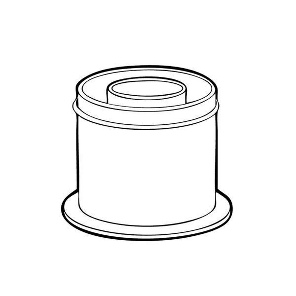 Caradon Ideal vertical flue connector kit