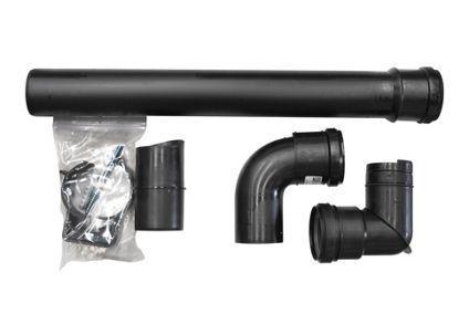 Caradon Ideal high-level outlet flue kit