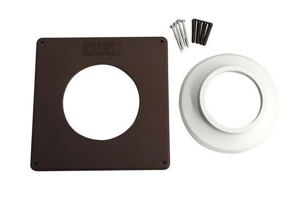 Ideal flue finishing kit