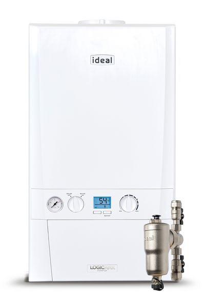 Caradon Ideal Logic Max 218873 combi boiler 30kW