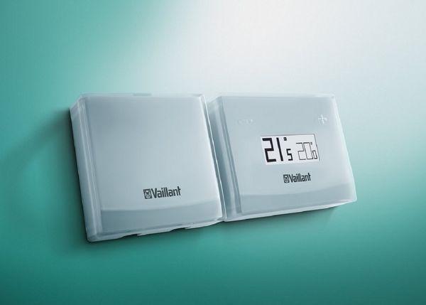 Vaillant V-Smart 0020223158 system and open vent boiler pack