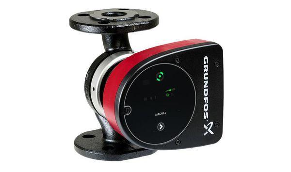 Grundfos Magna 1 D 32-120 F circulating pump 220mm x 1 230V PN6/10