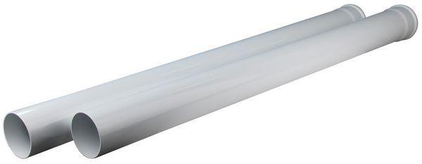 Vokera twin flue extension kit 1mtr (Pair)