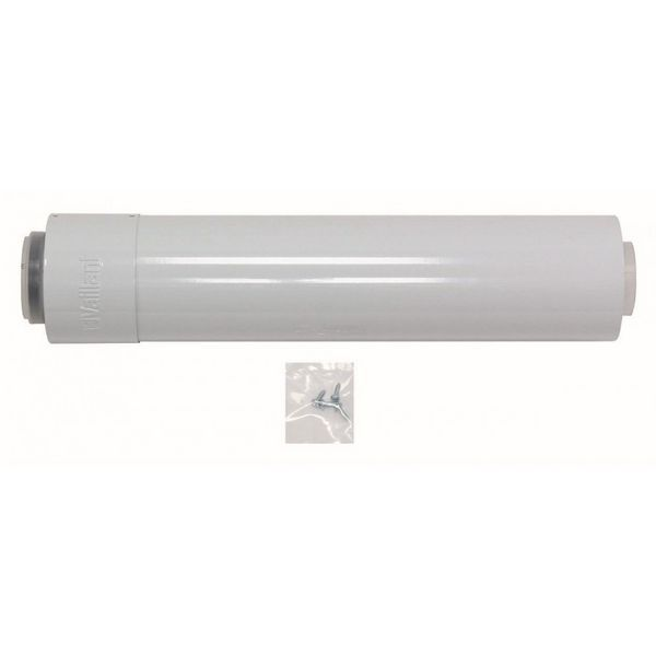 Vaillant Ecomax II telescopic duct extension