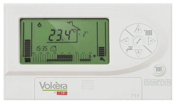 Vokera 7 day programmable thermostat