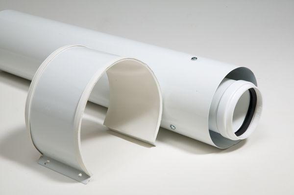 Vokera flue extension 500mm