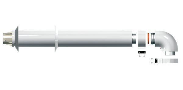 Ariston Chaffoteaux SX14FF Standard Flue Kit