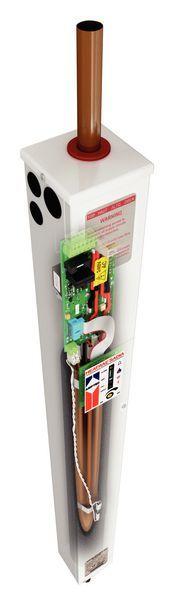 Heatrae Sadia Amptec electric boiler 11kw