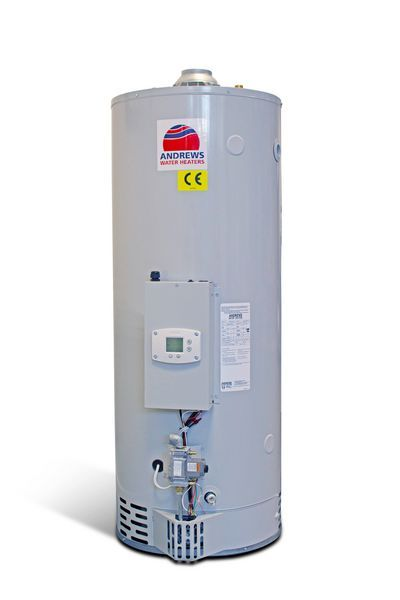 Andrews Water Heaters CLASSICflo standard NG water heater 10kW 145ltr