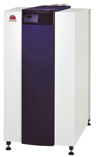 Baxi Andrews Water Heaters FASTflo WHI49 wall hung NG continuous flow water heater
