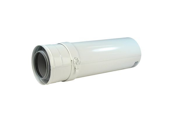 Baxi straight extension 500mm