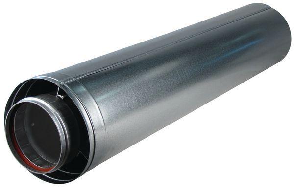 Andrews cuttable flue pipe (for MAXXFLO/CSC) 1mtr