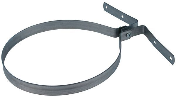 Andrews flue wall clamp