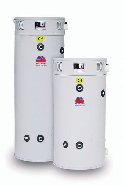 Baxi Andrews Water Heaters ECOflo EC230/600 wall hung natural gas condensing water heater