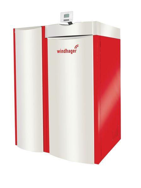 Windhan Windhager BioWIN XL pellet boiler 60kW