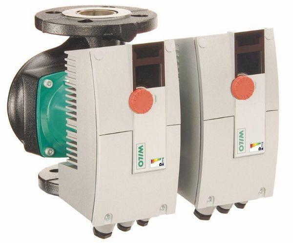 Wilo Stratos D 32/1-12 twin head pump