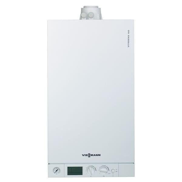 Viessmann Viessmann Vitodens 100-W compact open vent boiler NG 13kW