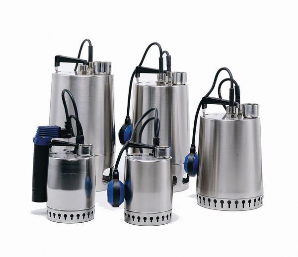 Grundfos CC 5 A-1 unilift submersible pump automatic