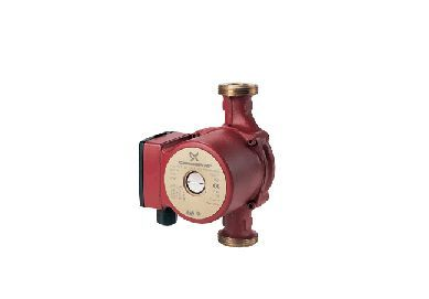 Grundfos UPS 32-55N hotwater system circulating pump no fittings 1 phase