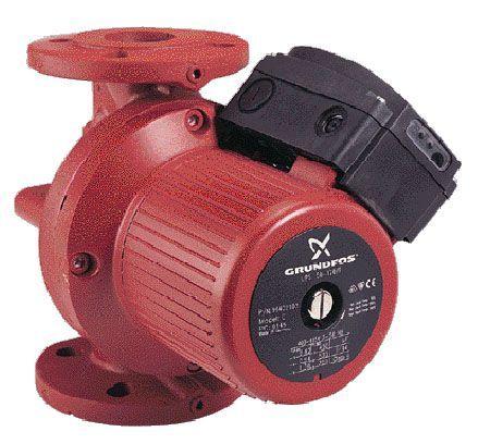 Grundfos UPS 40-50FN hotwater system circulating pump no flanges 1 ph