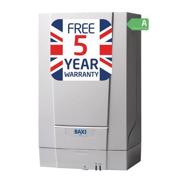 Baxi 418 heat only boiler