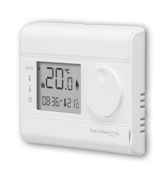 Neomitis RT1 wired daily programmable room thermostat