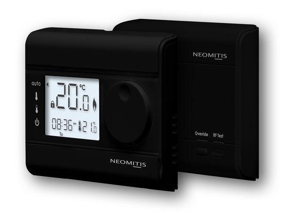 Neomitis RT7RFPLUS wireless 7 day programmable thermostat