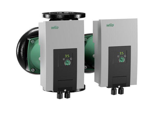 Wilo Yonos-Maxo 50/0.5-12 PN6/10 twin head pump