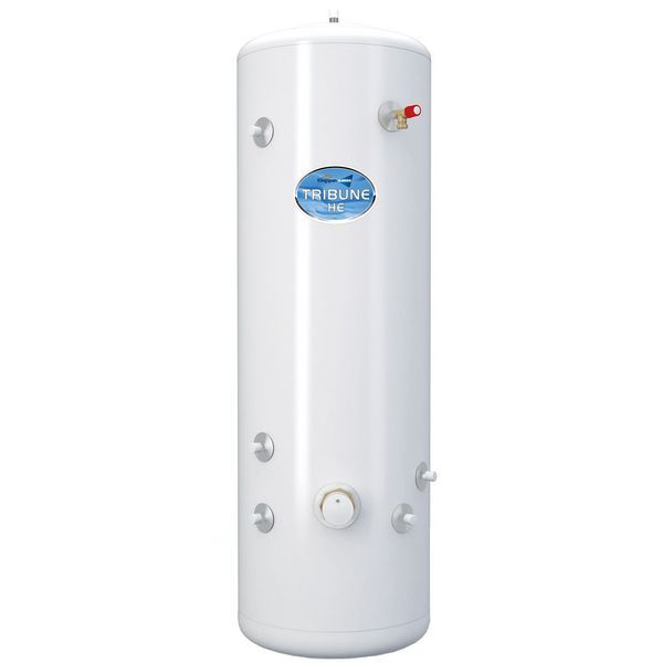 Range Tribune TI180 unvented indirect cylinder ErP Stainless Steel