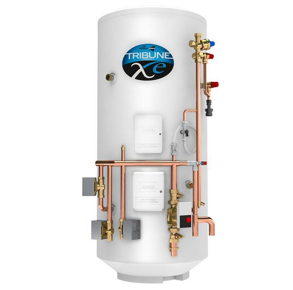 Range Tribune Xe 2-zone unvented indirect cylinder ErP 210ltr
