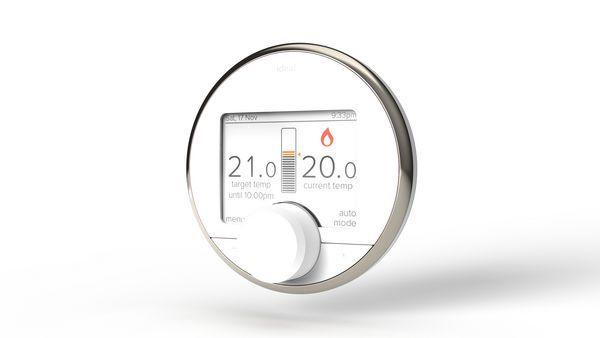 Ideal Halo Lite open wired combi thermostat