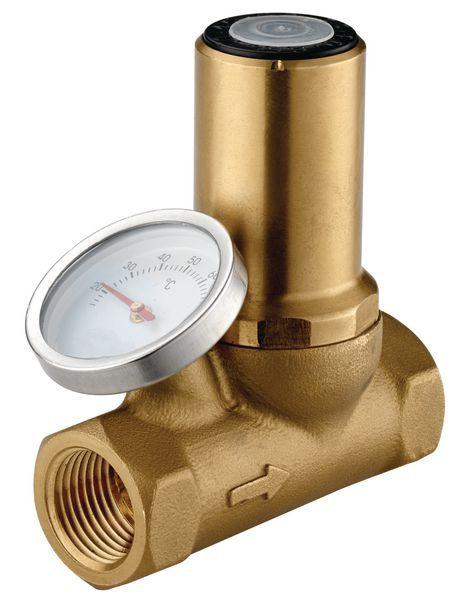 Rwc Uk Ltd Reliance Water Controls thermal balancing valve 1/2