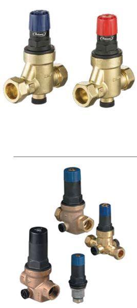 Rwc Uk Ltd Reliance Water Controls 325 adjustable cold pressure reducing valve 22mm