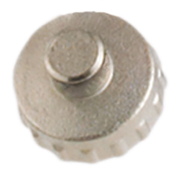Rwc Uk Ltd Reliance Water Controls blank cap assembly for filling loop 1/2 Nickel Plated