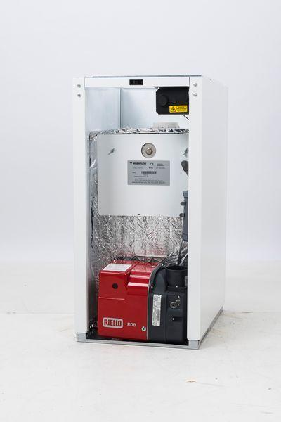 Warmflow Agentis internal heat only oil boiler 21kW