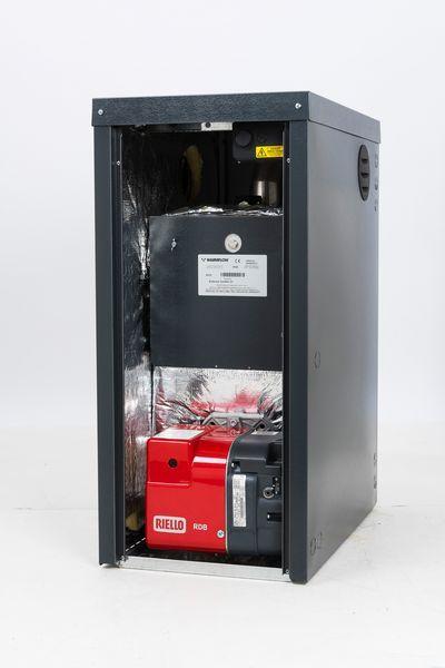Warmflow Agentis external heat only oil boiler 21kW