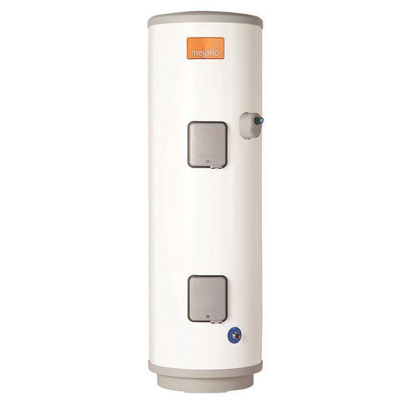 Baxi Heatrae Sadia Megaflo Eco slimline direct unvented cylinder 125ltr