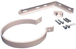 Albion Parts flue support bracket kit 100mm White